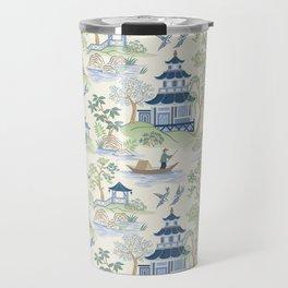 Chinoiserie Travel Mug