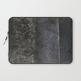 collage black Laptop Sleeve