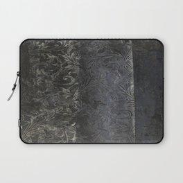 collage black Laptop Sleeve