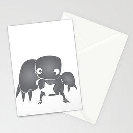 minima - slowbot 003 Stationery Cards