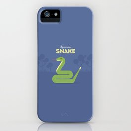 The Snake iPhone Case