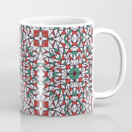 Doodle Pattern 16 Coffee Mug