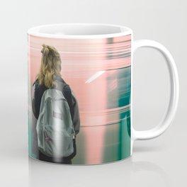 Subway Day Dreams Coffee Mug