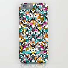 Aztec Geometric Reflection II Slim Case iPhone 6s