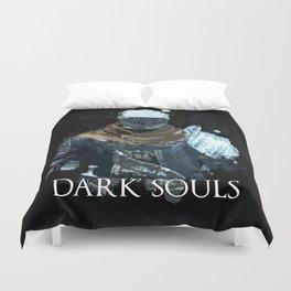 Dark Souls Knight Splatter Duvet Cover