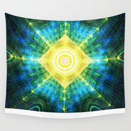 Eye of the Pyramid Wall Tapestry