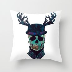 You where so Wild  Throw Pillow