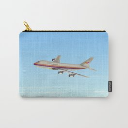 Commercial jet liner Carry-All Pouch