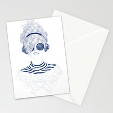 Groove Baby Stationery Cards