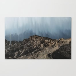 Abnormality (1 of 3) Canvas Print