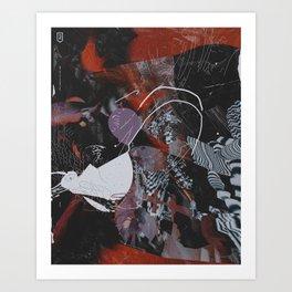 XXXX0003 Art Print