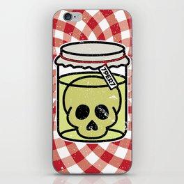 Skullmalade iPhone Skin