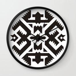 AZTEC ~//~ 1 Wall Clock