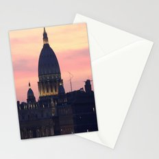 Night At The Vatican Stationery Cards