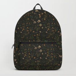 Old World Florals Backpack
