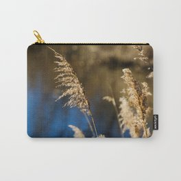 Reeds in Camargue Carry-All Pouch