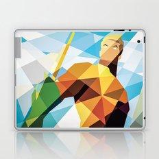 DC Comics Aquaman Laptop & iPad Skin