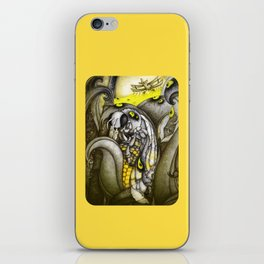 To bee or not to be iPhone Skin