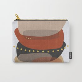 Modern minimal forms 5 Carry-All Pouch