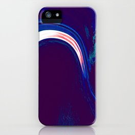 """""""Night Orchid"""" Photograph iPhone Case"""