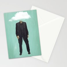 Head in the Cloud Stationery Cards