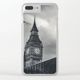 Palace of Westminster Clear iPhone Case