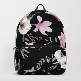 Magnolias, Eucalyptus & Anemones Backpack