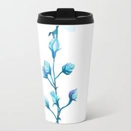 Baby Blue #2 Travel Mug