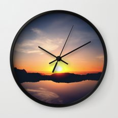 Netherworld Wall Clock