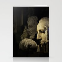 rushmore Stationery Cards featuring Faces of Rushmore by Judith Lee Folde Photography & Art