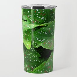 caladium Travel Mug