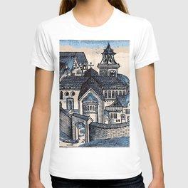 Monastery - Nuremberg Chronicle T-shirt