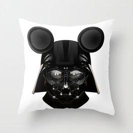 Evil Empire Throw Pillow