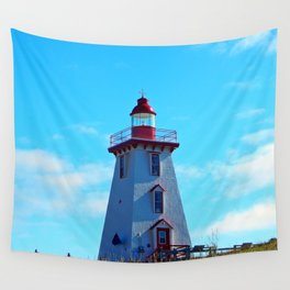 Souris PEI Lighthouse Wall Tapestry