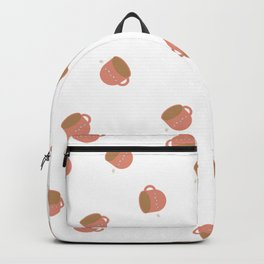 Stay Calm and Drink Tea Backpack