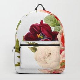 romantic floral design Backpack