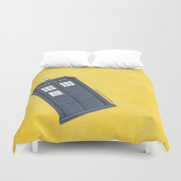 9th Doctor - DOCTOR WHO Duvet Cover