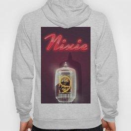 Vintage Nixie Tube Hoody