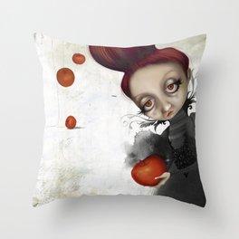 Treacherous gift  Throw Pillow