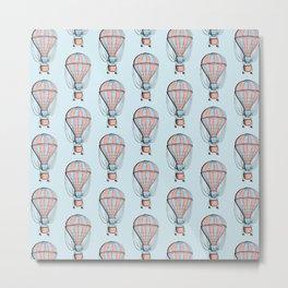 Air balloon Metal Print