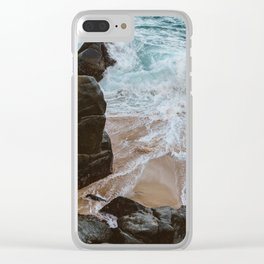 Pedregal, Mexico VII Clear iPhone Case