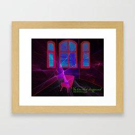 ZoooooZ - Pop Art The One that disappeared Framed Art Print