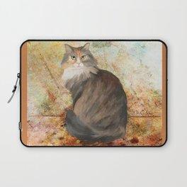 Maine coon cat Laptop Sleeve