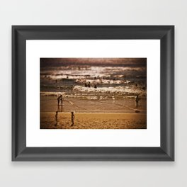 SO GOOD TO BE A CHILD (Us And Them) Framed Art Print