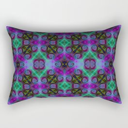 Tryptile 27b (Repeating 1) Rectangular Pillow