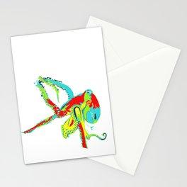 occtupus2.... Stationery Cards