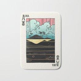Ace of Aloha Bath Mat