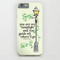You Are My Lamplight (commission) Slim Case iPhone 6