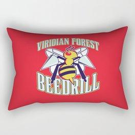 Viridian Forest Beedrill Rectangular Pillow