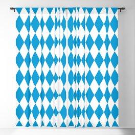 German Bavarian Pattern Oktoberfst Blackout Curtain